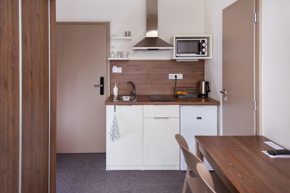 Ubytování Milovice - dvoulůžkový pokoj či apartmán