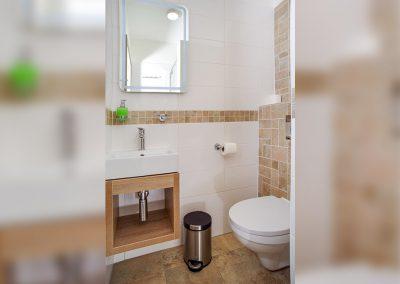Ubytování - jednolůžkový pokoj