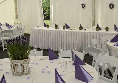 Svatba - Ubytování Milovice - Penzion Lesní