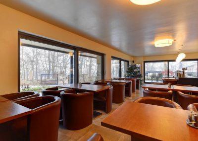 Penzion Lesní - restaurace