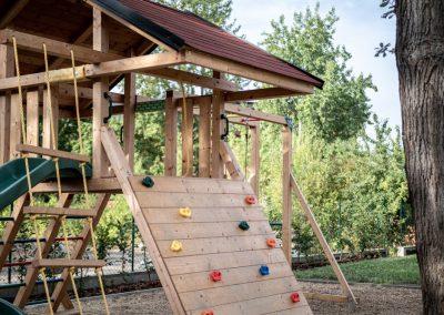 Penzion Lesní - dětské hřiště