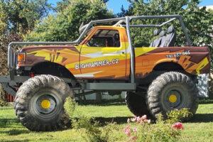 Půjčovna monster trucků