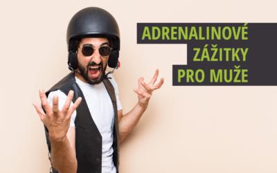 Adrenalinové zážitky pro muže